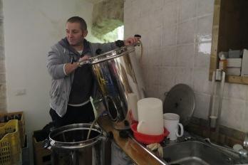 Sperimentazione prototipo birra di patata Turchesca