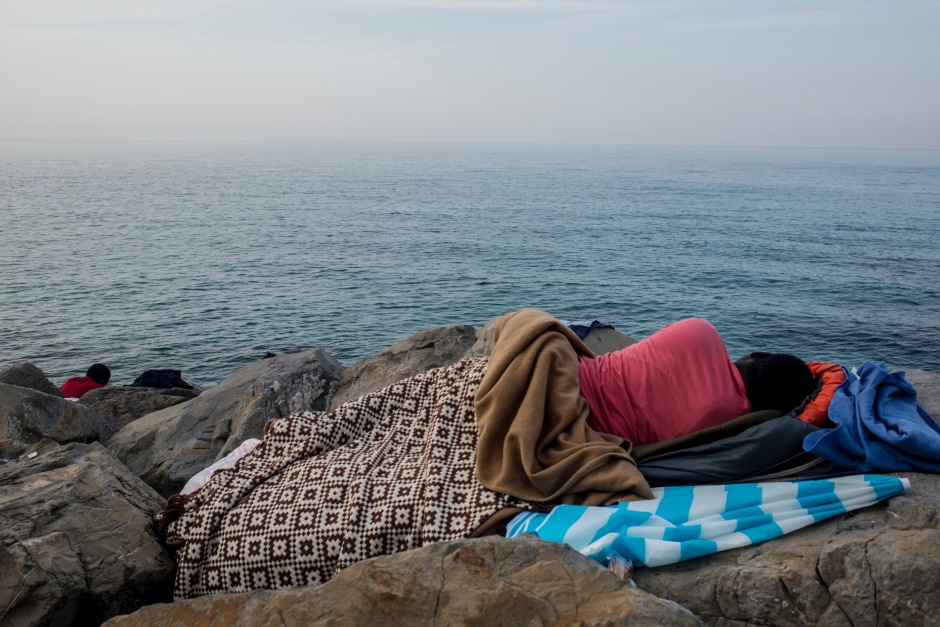 Martino_Chiti Ventimiglia imigrati Andrea_d'Amore clandestini hope.jpg