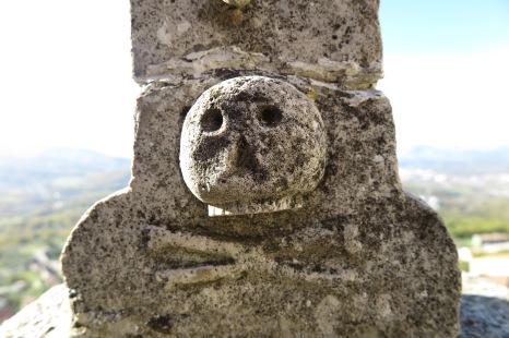 Pietra scultorea nel Comune di Pesche (IS)