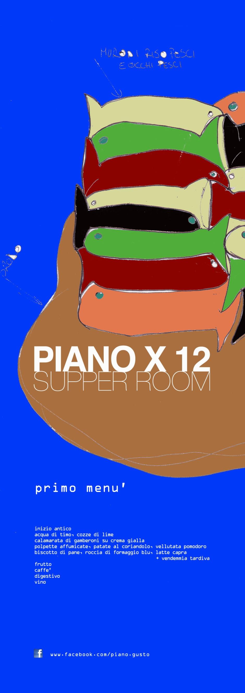 acquario primo menu PX12-04